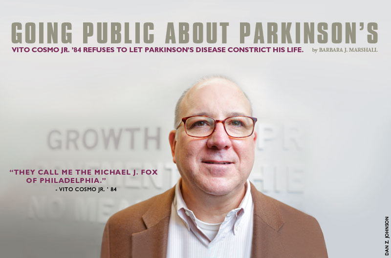 Going Public About Parkinson's